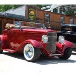 1932 Ford Roadster - Red